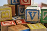 Word Families with Blocks